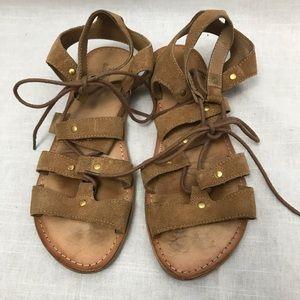 92f3b6c81d19eb Women Urban Outfitters Gladiator Sandals on Poshmark